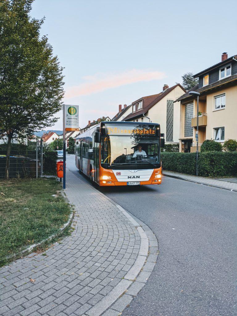 Ab Herbst 2021: 34er Bus auch am Sonntag